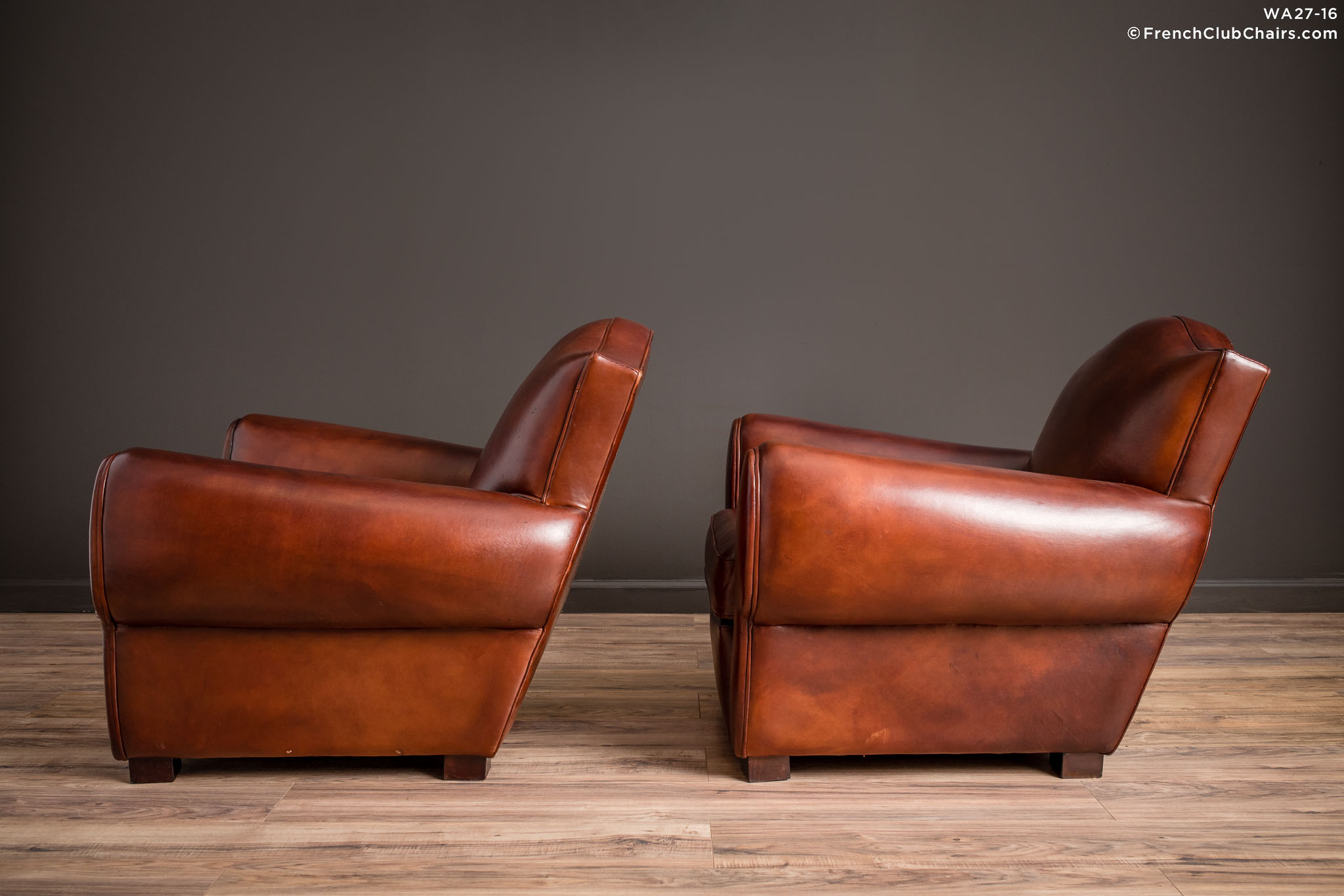 WA_27-16_Sweet_Petite_Burgundy_Mustache_Pair_R_4LT-v01-williams-antiks-leather-french-club-chair-wa_fcccom
