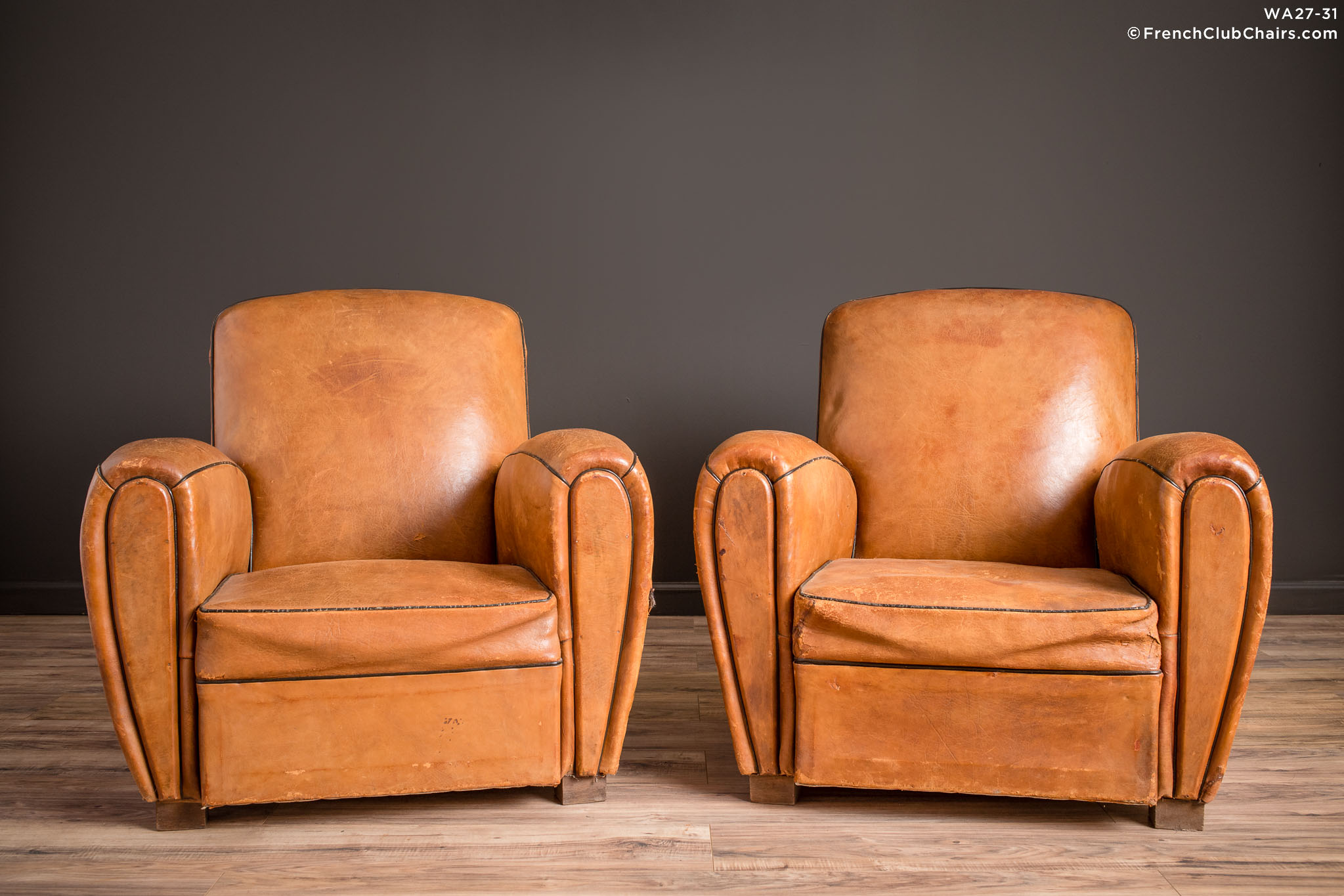 WA_27-31_Picardie_Library_Light_Caramel_Pair_R_1TQ-v01-williams-antiks-leather-french-club-chair-wa_fcccom
